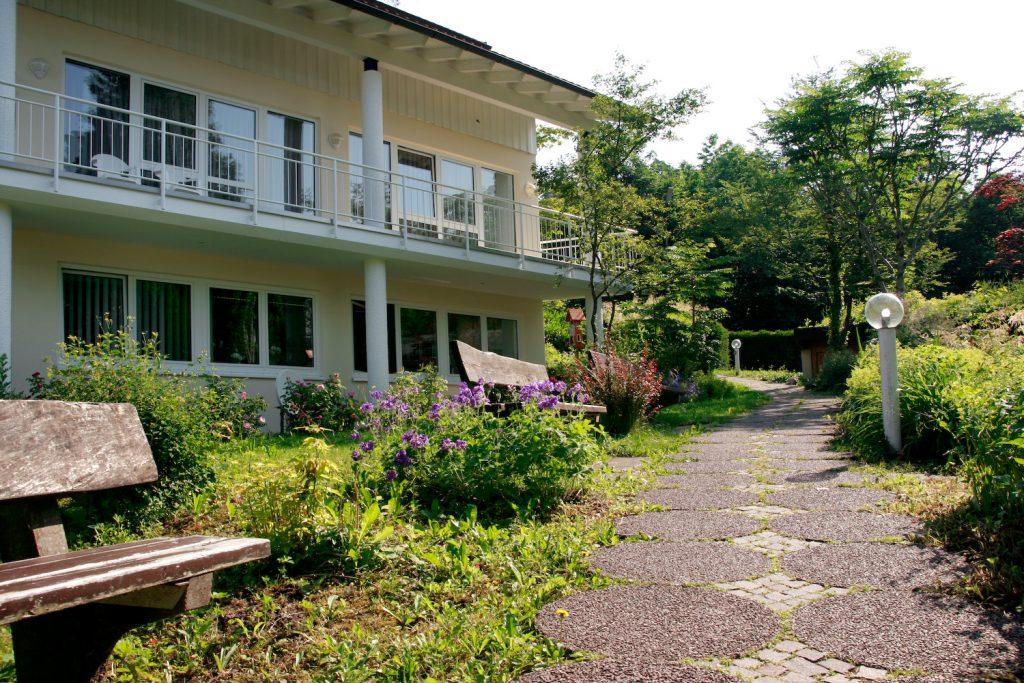 Hallwang Clinic GmbH Garten